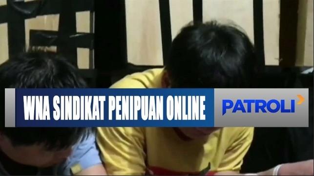Polisi Gerebek Sindikat Penipuan Online Di Jakarta Patroli