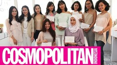 'Pamper Yourself Day' Bareng Cosmo Club dan Sucre Beauty Salon