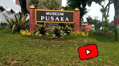 MUSEUM PUSAKA TAMAN MINI INDONESIA INDAH