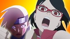 Sarada Tidak Suka Pada Calon Mizukage Ke-tujuh, Inilah Alasannya di Anime Boruto