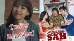 Insya Allah, Sah! - Trailer Reaction w/ Rena Bachtiar