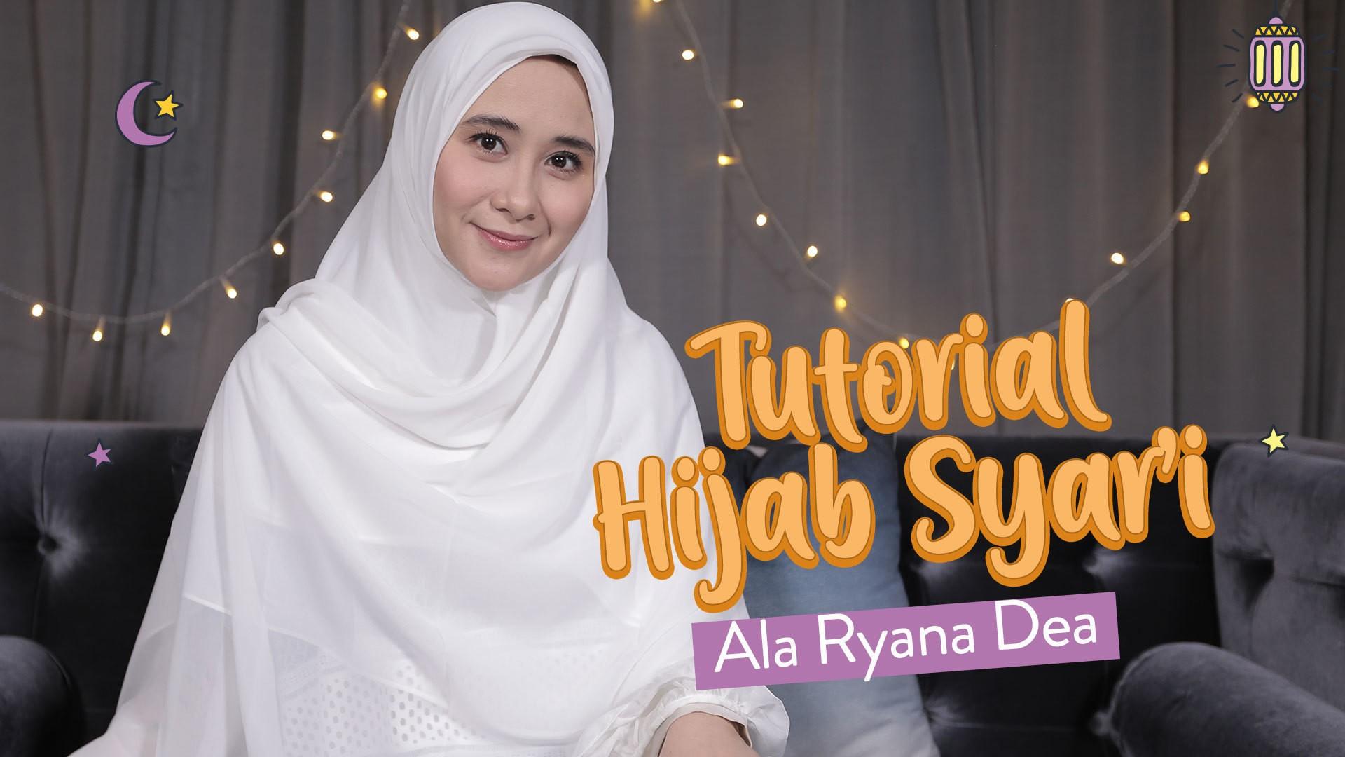 Streaming Tutorial Hijab Syar I Ala Ryana Dea Seleb Moms Vidio