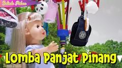 Lomba Panjat Pinang | Boneka Belinda | Belinda Palace