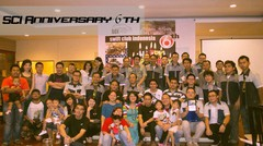 Swift Club Indonesia (SCI) Anniversary 6th 2013