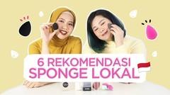 5 Sponge Bagus Buatan Lokal! - Female Daily