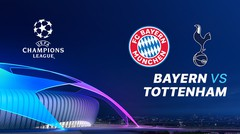 Full Match - Bayern Munchen vs Tottenham I UEFA Champions League 2019/2020