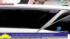 Pasangan Oknum Pns jabatan Kabid Mesum dalam mobil digrebek warga