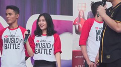 Penampilan Grand Finalis Vidio.com Music Battle Di Inbox