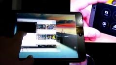 Screencast demo dari iPad ke TV
