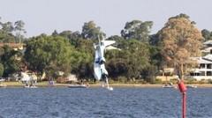 Detik- Detik Pesawat Jatuh Di Australia 1 Orang Warga Indonesia Tewas