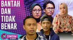 Ayus & Nissa Sabyan Dikabarkan Minta Connecting Room, Ini Tanggapan Mantan Personel Sabyan Gambus