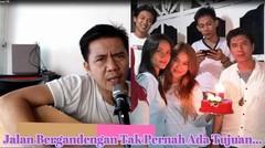 22 Januari - Iwan Fals (Robert Alamsyah Acoustic) #Cover Lirik