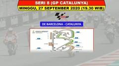 Jadwal MotoGP Live trans 7 Minggu Ini