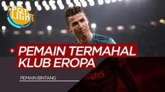 Selain Cristiano Ronaldo, Inilah 4 Pemain Termahal Klub Eropa
