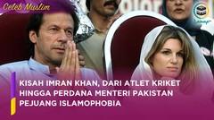 Imran Khan, Dari Atlet Kriket ke Perdana Menteri Pakistan Pejuang Islamophobia