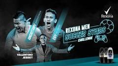 Andritany vs Egy | Rexona Men Soccer Stars Challenge - Episode 6