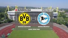 Borussia Dortmund Kalahkan Arminia Bielefeld di Bundesliga, Erling Haaland Hanya Cetak Assist