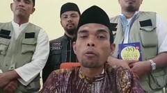 Tausyiah Ustadz Abdul Somad