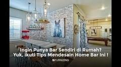 Ingin Punya Bar Sendiri di Rumah Yuk Ikuti Tips Mendesain Home Bar Ini!