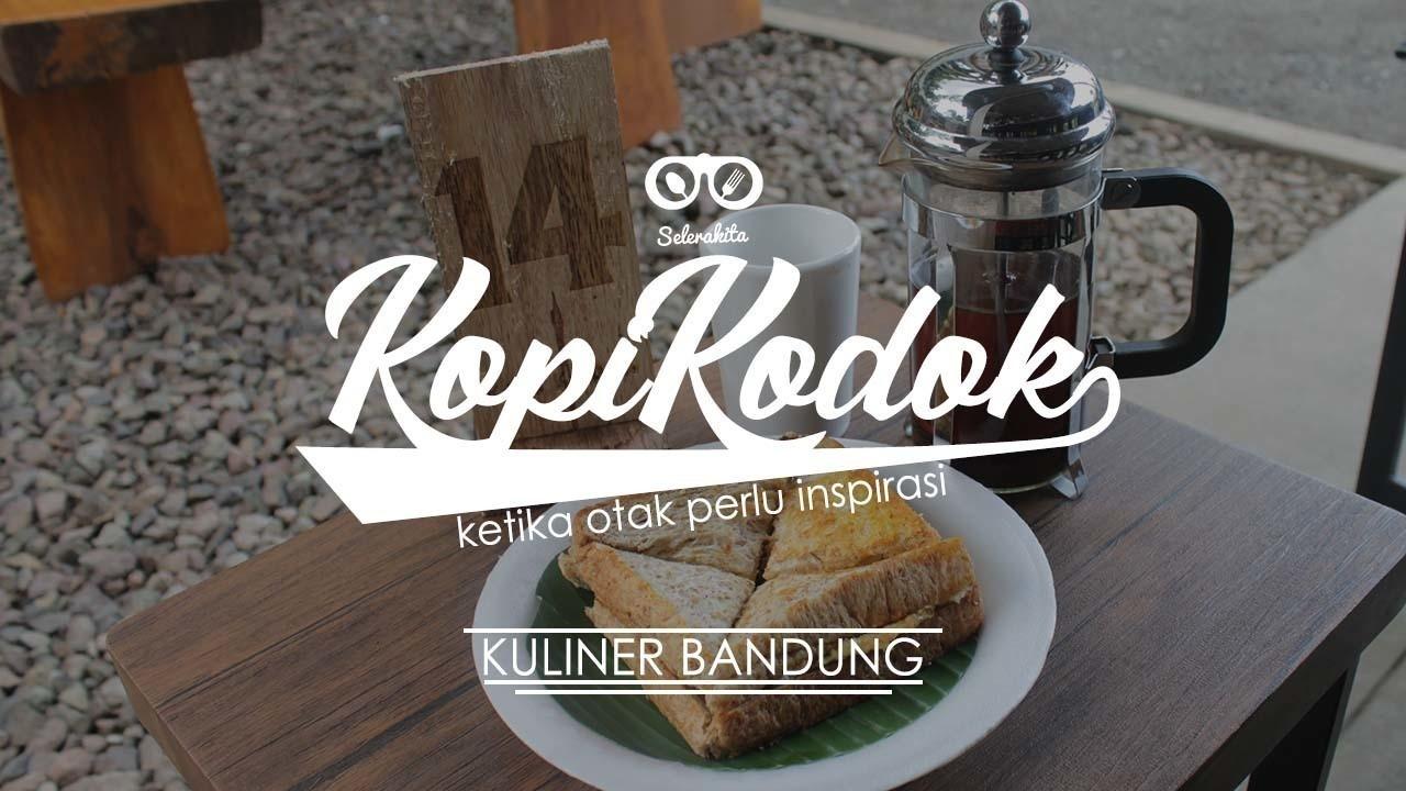 Kuliner Bandung Tempat Ngopi Unik di Kopi Kodok
