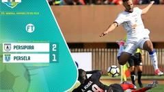 Persipura vs Persela (2-1) | Gojek Liga 1 Indonesia 2018 | 24 Maret 2018
