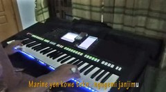 Kapusan Janji - Didi Kempot No Vocal dan Lirik