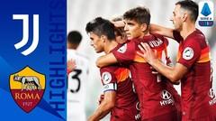 Match Highlight | Juventus 1 vs 3 Roma | Serie A 2020