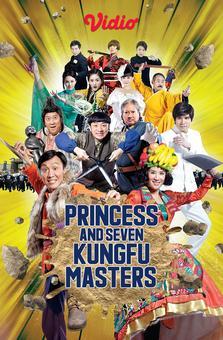 Princess and the Seven Kung Fu Masters