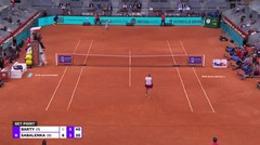 Match Highlights | Aryna Sabalenka 2 vs 1 Ashleigh Barty | WTA Mutua Madrid Open 2021