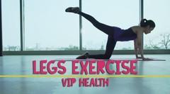 Legs Exercise