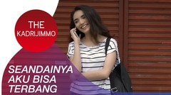 The KadriJimmo – Seandainya Aku Bisa Terbang | Official Video Clip