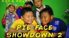 PIE FACE SHOWDOWN 2 RAME RAME !!!