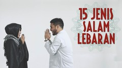 15 Jenis Salam Lebaran