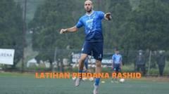 Mohammed Bassim Rashid Jalani Latihan Perdana di Persib