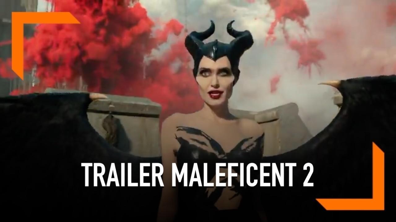 Angelina Jolie Hadir Kembali Di Maleficent 2