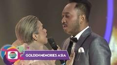 "THE BEST!!! Duet Lucky-Indonesia & Uthe ""Usah Kau Lara Sendiri"" Sangat Menyentuh - Golden Memories Asia"