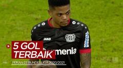 Bintang Bayer Leverkusen, Leon Bailey dan 4 Pencetak Gol Terbaik Pekan 23 Bundesliga