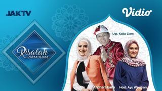 Live Streaming Risalah Ramadhan