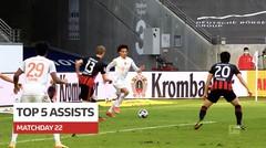 5 Assist Terbaik Pekan 22 Bundesliga, Termasuk yang Dilakukan Bintang Bayern Munchen, Leroy Sane