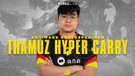 ANTIMAGE BEREKSPERIMEN MAIN THAMUZ HYPER CARRY - #ONICLAB