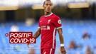 Pemain Liverpool, Thiago Alcantara Positif COVID-19