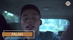 Falah merasa masih harus banyak latihan (Vlog Day 4)