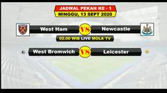 Hasil Liga Inggris Tadi Malam Pekan Pertama  - Liverpool VS Leeds United English