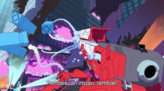 Promare: Galo-hen Subtitle Indonesia Preview