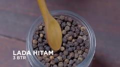 Susu Emas - Resep Susu Kunyit Jahe