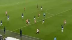 Goal Vilhena Feyenoord 1-0 Manchester United