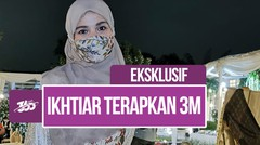 Shireen Sungkar Jalankan 3M untuk Kesehatan