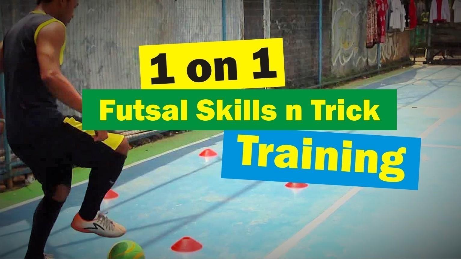 80 Gambar Trik Futsal Terbaik