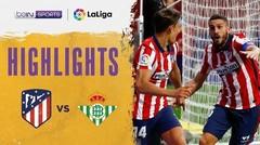 Match Highlight | Atletico Madrid 2 vs 0 Real Betis | La Liga Santander 2020