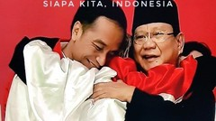 Hanif dan Emas ke-29, Pelukan Jokowi dan Prabowo